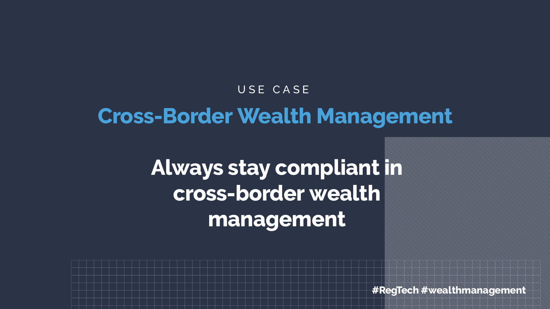 Cross-Border Wealth Management