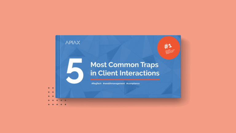 E-Book on the 5 most common traps in client interactions