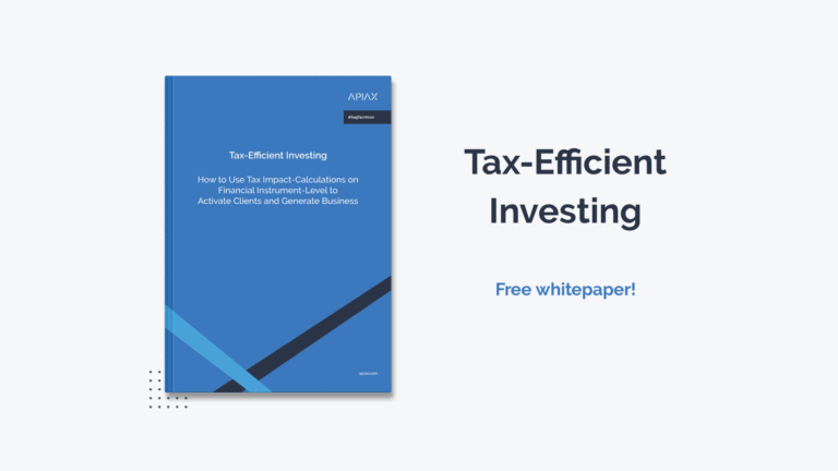 Whithepaper about Tax-Efficient Investing