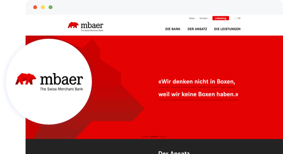 mbaer logo