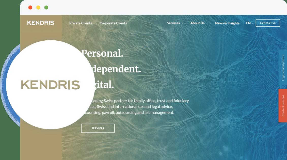 kendris website